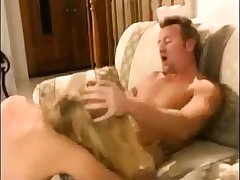 Julia Ann blonde get lick by a horny guy